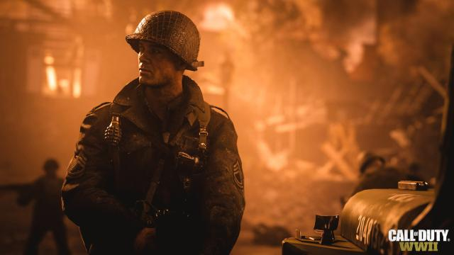 Reseña Call of Duty: WWII y Fire Emblem Warriors