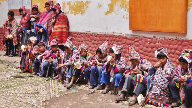 Cuántas comunidades indígenas viven en México