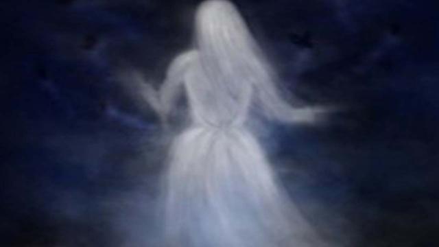 Il fantasma del lago di Viverone