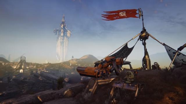 'Warframe: Plains of Eidolon' 22nd Update is stunning Steam gamers