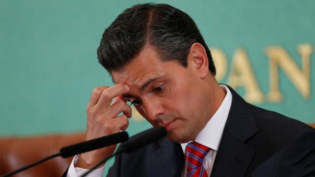 Peña Nieto gasta increíble presupuesto en seguridad para México, sin resultados