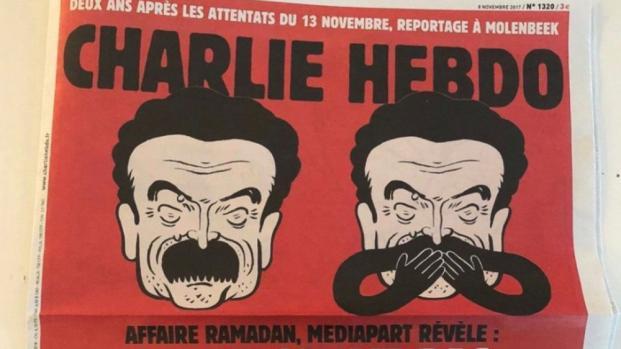Edwy Plenel le moralisateur : Charlie Hebdo contre-attaque