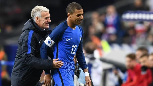 Football : L'équipe de France ramène un bon nul