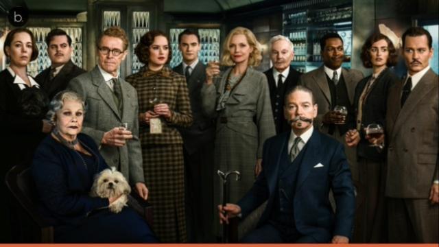 Johnny Depp protagonista di 'Assassinio sull'Orient Express'