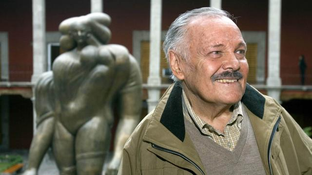 El otro José Luis Cuevas con su abyección en el Centro de la Imagen