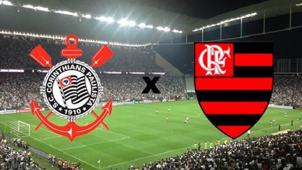 Flamengo x Corinthians: transmissão do jogo ao vivo na TV e online