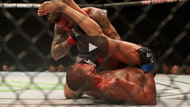 Poirier derrota a Pettis, en una épica y sangrienta pelea en UFC Fight Night 120