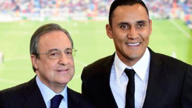 El Real Madrid ya piensa en otro arquero que no es De Gea ni Kepa