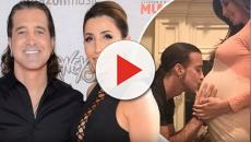Scott and Jaclyn Stapp celebrate their third son's birth