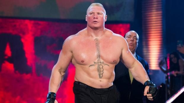 WWE: Bock Lesnar campione porta Raw alla vittoria su Smackdown