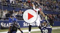 Falcons beat the Seahawks 34-31 on Monday Night Football