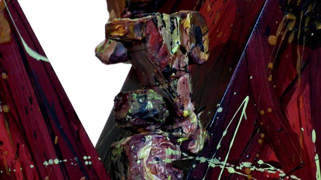 Jazzamoart, el pintor solo muy bien acompañado