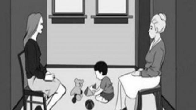Qual será a mãe da criança? Teste sua capacidade de julgar e personalidade