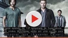 Assista: 'Supernatural': O que esperar do novo episódio 'War of the Worlds'
