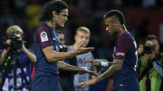 PSG: ¡Neymar está de vuelta en su debut con el club Ile!