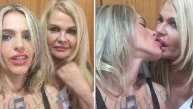 Após ouvir um 'velha nojenta' em beijo lésbico, Monique toma decisão