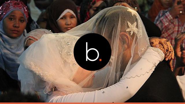 Assista: 2 semanas após se casar, mulher pede divórcio por motivo que ninguém al