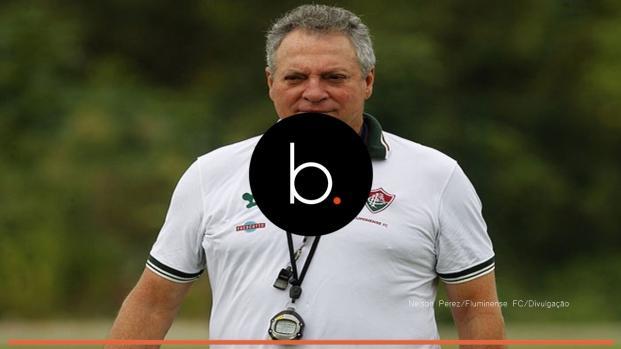 Video: Abel confirma desejo de permanecer no Fluminense