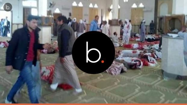 Egito sofre ataque terrorista e mais de 200 pessoas morrem