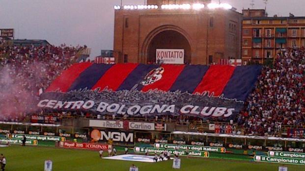 Sabato 25 alle 15.00 l'anticipo  Bologna - Sampdoria