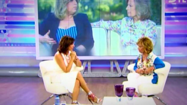 VIDEO: La gravísima acusación de Mª Teresa Campos a Ana Rosa