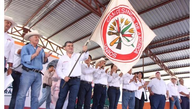 El sufrido triunfo de Miguel Riquelme en Coahuila