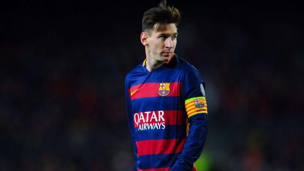 Messi renovó contrato con FC Barcelona hasta el 2021