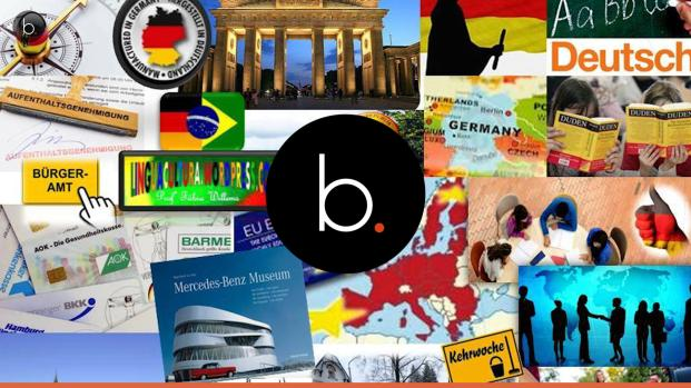 Trabalhe e estude na Alemanha!