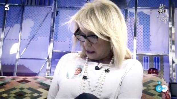 VIDEO: Mila Ximénez, al hospital tras sufrir un aparatoso accidente