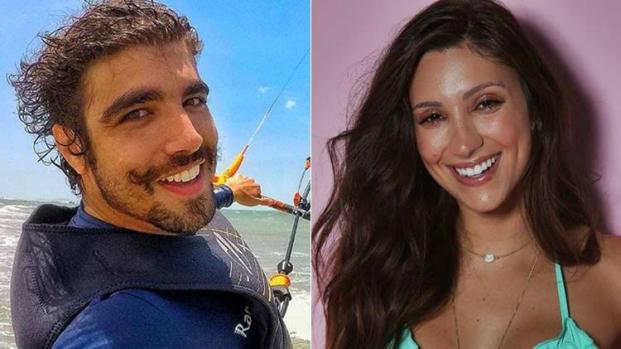 Caio Castro é flagrado com nova namorada e impressiona fãs com detalhe
