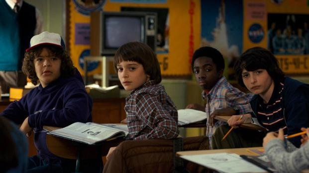 Chief Hopper made us emotional on 'Stranger Things'