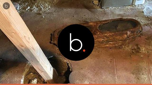 Caixão de 140 anos é encontrado em quintal e o que tem dentro é de arrepiar