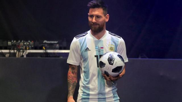 Lionel Messi: ¡Otra bota de oro ganada!