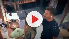Assista: Monick cospe no rosto de Marcos após ele dizer que ela pode ter DST