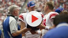 Eli Manning declines to start, Geno Smith is in at QB