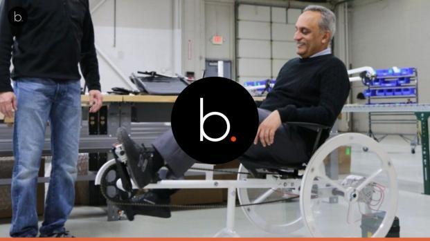 video: Hans Free Electric e l'energia si produce pedalando