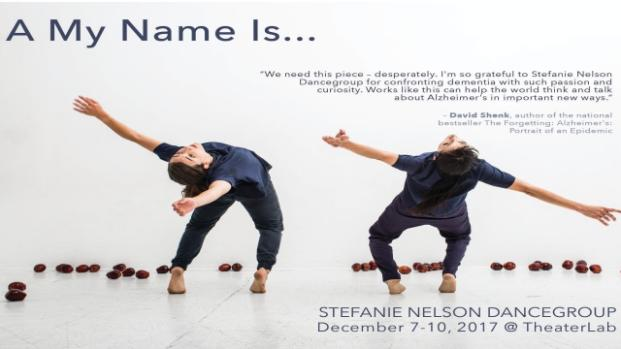 Interview with choreographer Stefanie Nelson