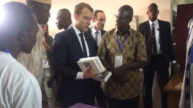Macron et la stratégie de rupture de la politique française en Afrique