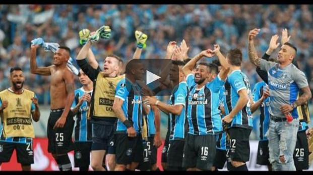 Gremio se coronó campeón de la Libertadores