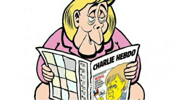 Charlie Hebdo en Allemagne, c'est fini !
