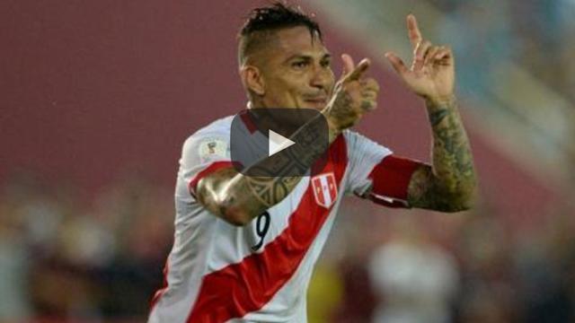 Buenas noticias para Perú y Paolo Guerrero