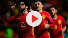 La selección española ya conoce a sus rivales en la copa del mundo Rusia 2018