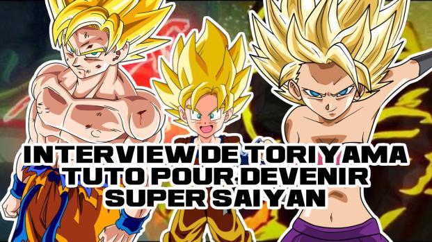 Dragon Ball : Toriyama présente les Cellules-S, origine du Super Saiyan !