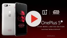 'Star Wars' Limited Edition version of OnePlus 5T available this Dec. 2017