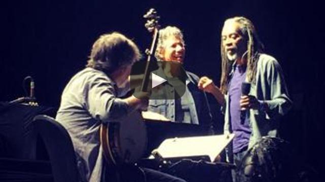 Tláloc no se apiadó de Bobby Mcferrin y no cerró el Riviera Maya Jazz Festival