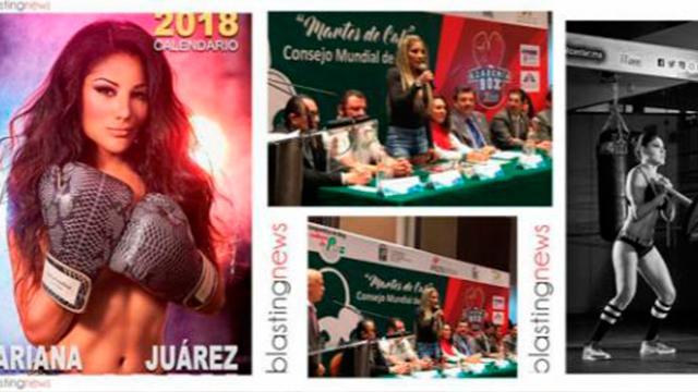 Exclusiva: Barby Juárez ahora va por supergallo
