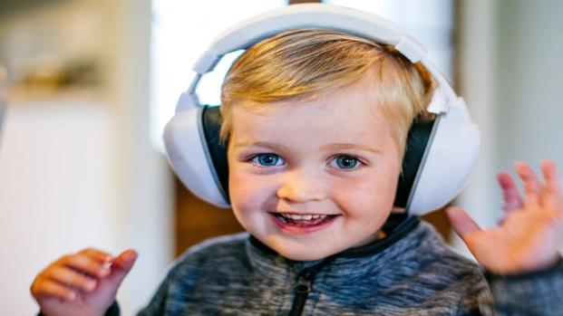 Protecting little ears: Lucid Audio releases 'HearMuffs'