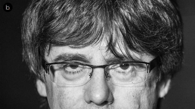 Puigdemont habla a su electorado desde Bruselas