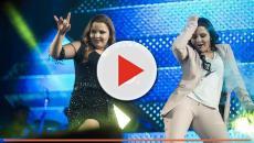 Video: Maiara, da dupla com Maraísa, é atropelada por motorista ao celular