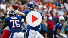 New York Giants will start QB Eli Manning this Sunday